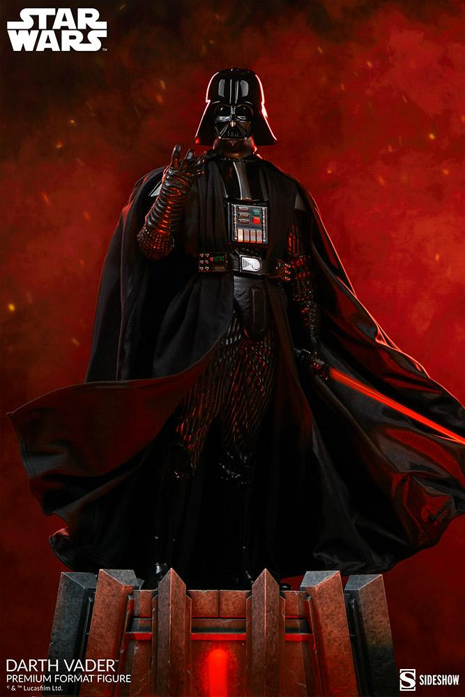 Darth Vader (2021) Premium Format Figure - Sideshow Darth244