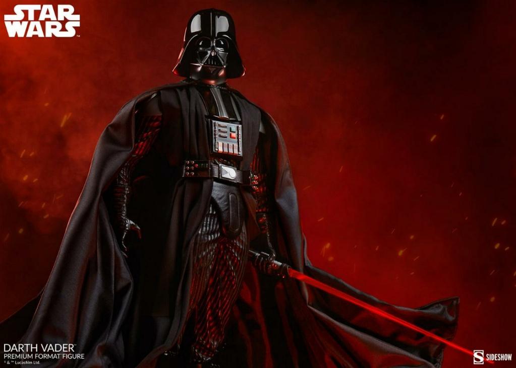 Darth Vader (2021) Premium Format Figure - Sideshow Darth245