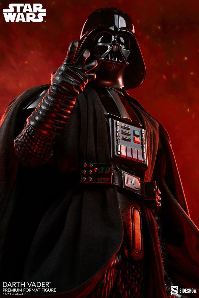 Darth Vader (2021) Premium Format Figure - Sideshow Darth246