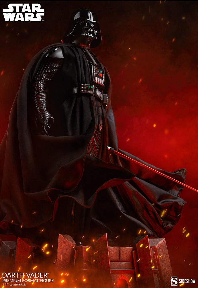 Darth Vader (2021) Premium Format Figure - Sideshow Darth247