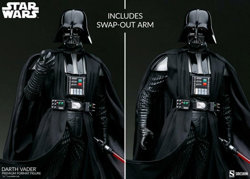 Darth Vader (2021) Premium Format Figure - Sideshow Darth249
