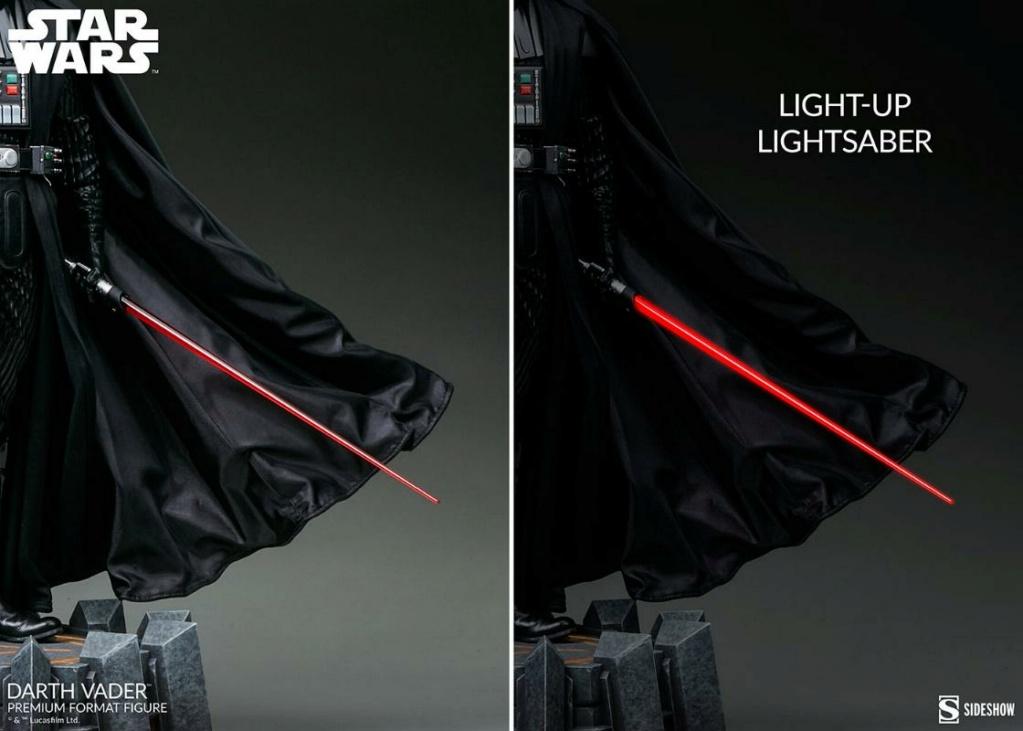 Darth Vader (2021) Premium Format Figure - Sideshow Darth250