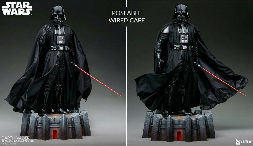 Darth Vader (2021) Premium Format Figure - Sideshow Darth251
