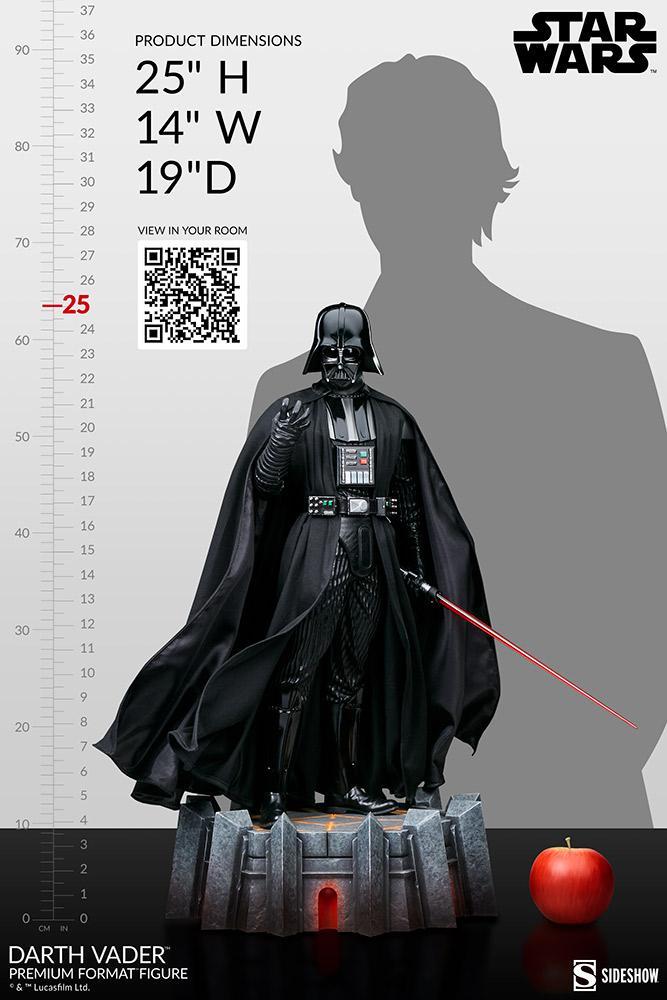Darth Vader (2021) Premium Format Figure - Sideshow Darth252