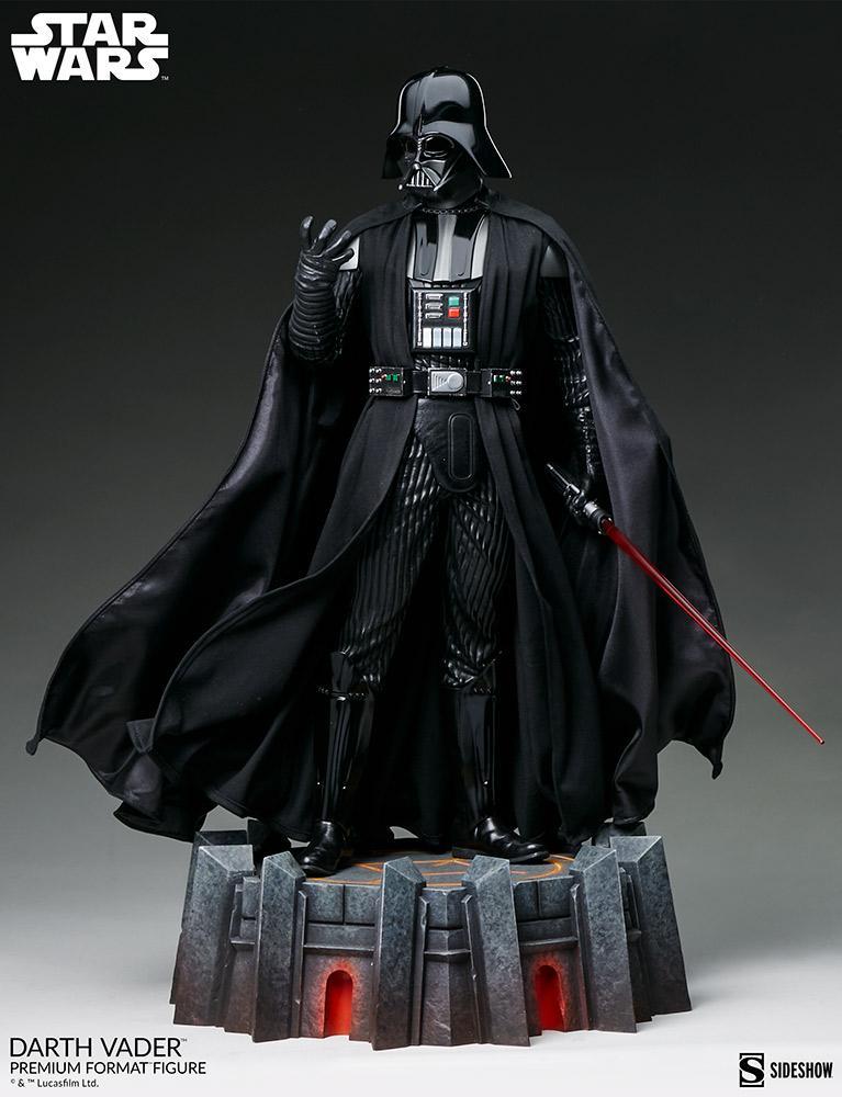 Darth Vader (2021) Premium Format Figure - Sideshow Darth253