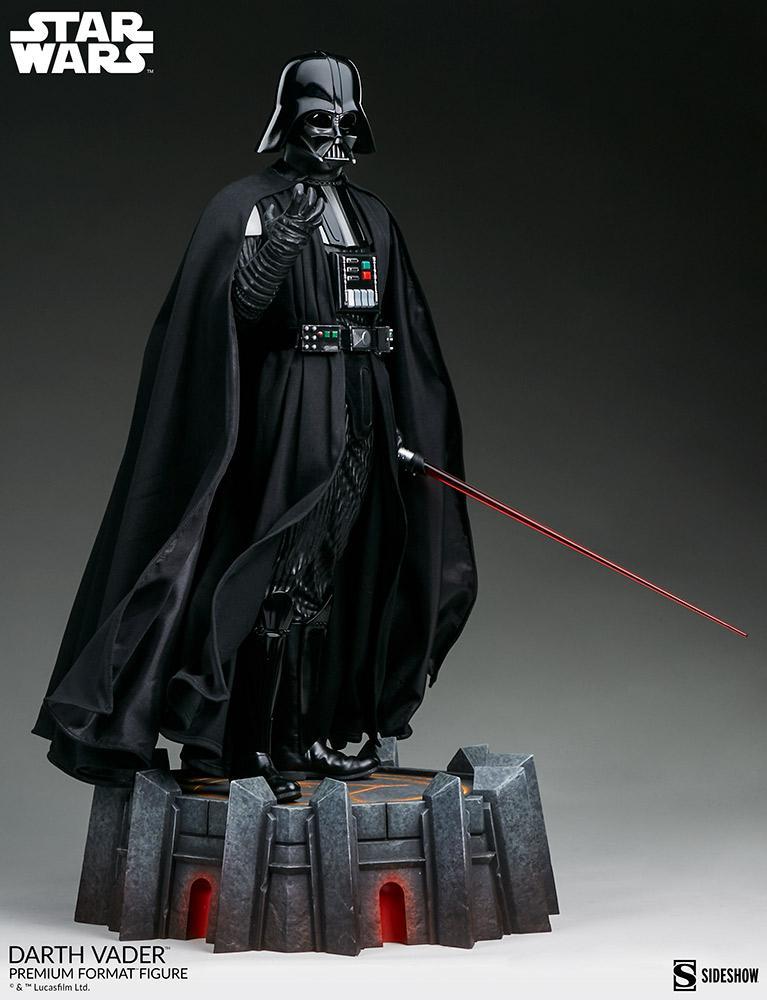 Darth Vader (2021) Premium Format Figure - Sideshow Darth258