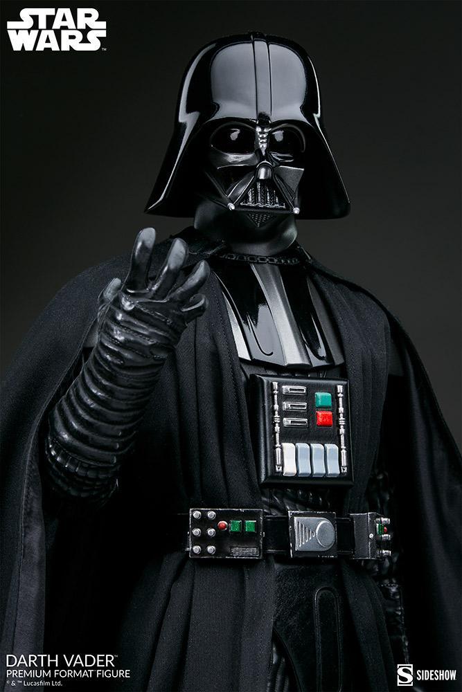 Darth Vader (2021) Premium Format Figure - Sideshow Darth259