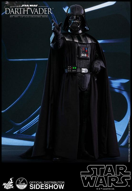 Hot Toys Darth Vader (Special Edition) Quarter Scale Figure Darth_12