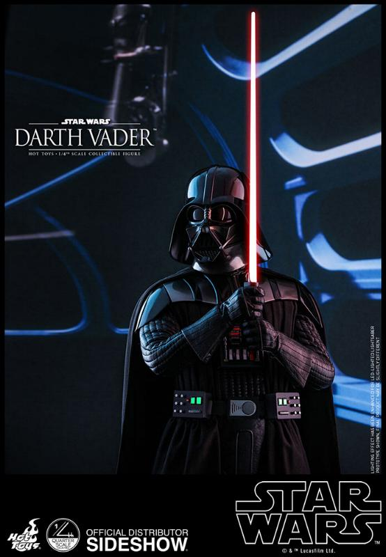Hot Toys Darth Vader (Special Edition) Quarter Scale Figure Darth_24