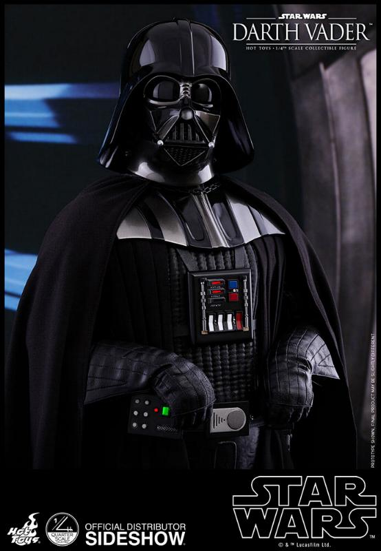 Hot Toys Darth Vader (Special Edition) Quarter Scale Figure Darth_28