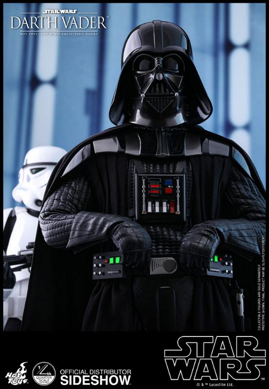 Hot Toys Darth Vader (Special Edition) Quarter Scale Figure Darth_30