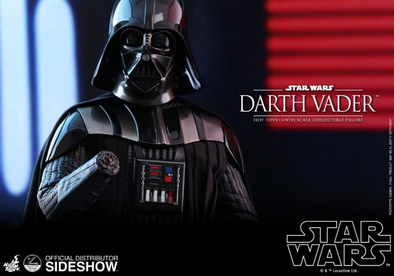 Hot Toys Darth Vader (Special Edition) Quarter Scale Figure Darth_32