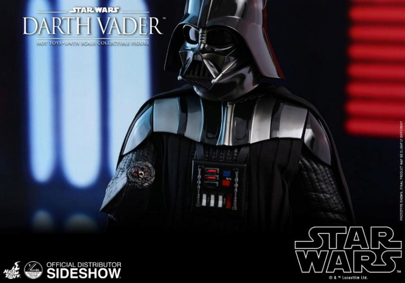 Hot Toys Darth Vader (Special Edition) Quarter Scale Figure Darth_33