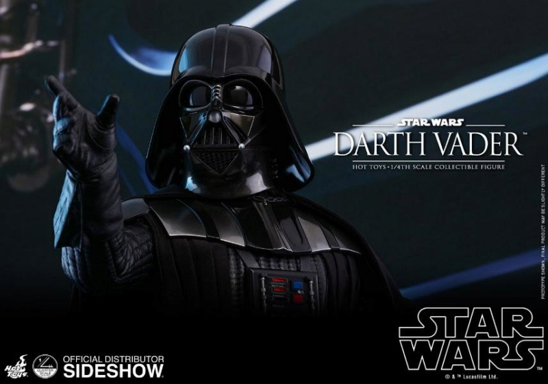 Hot Toys Darth Vader (Special Edition) Quarter Scale Figure Darth_34