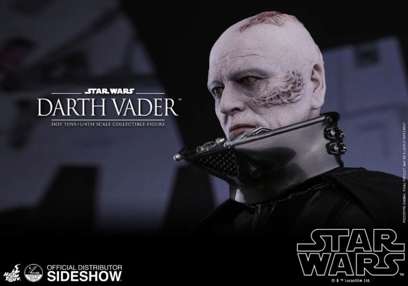 Hot Toys Darth Vader (Special Edition) Quarter Scale Figure Darth_35