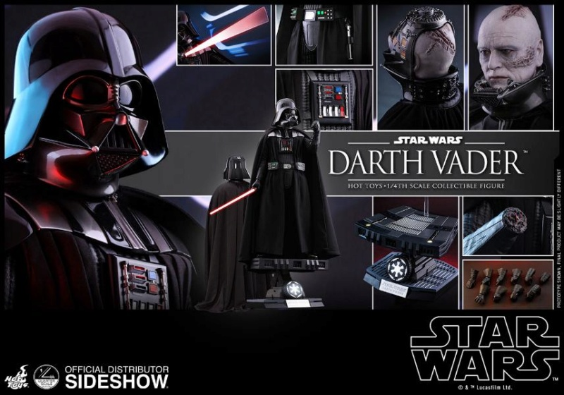 Hot Toys Darth Vader (Special Edition) Quarter Scale Figure Darth_38