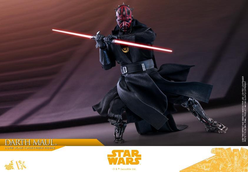 Darth Maul 1:6 Figure - Solo: A Star Wars Story - Hot Toys Darth_72