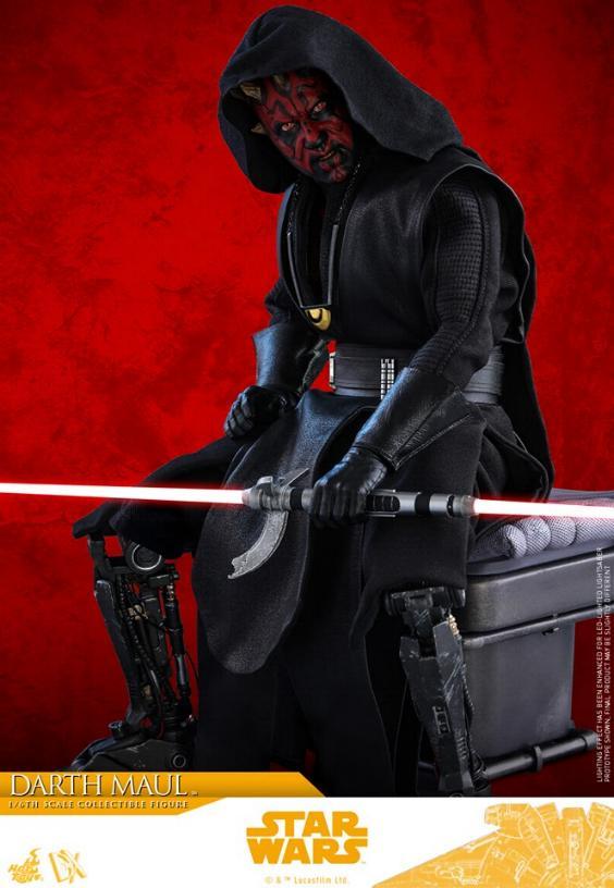 Darth Maul 1:6 Figure - Solo: A Star Wars Story - Hot Toys Darth_73