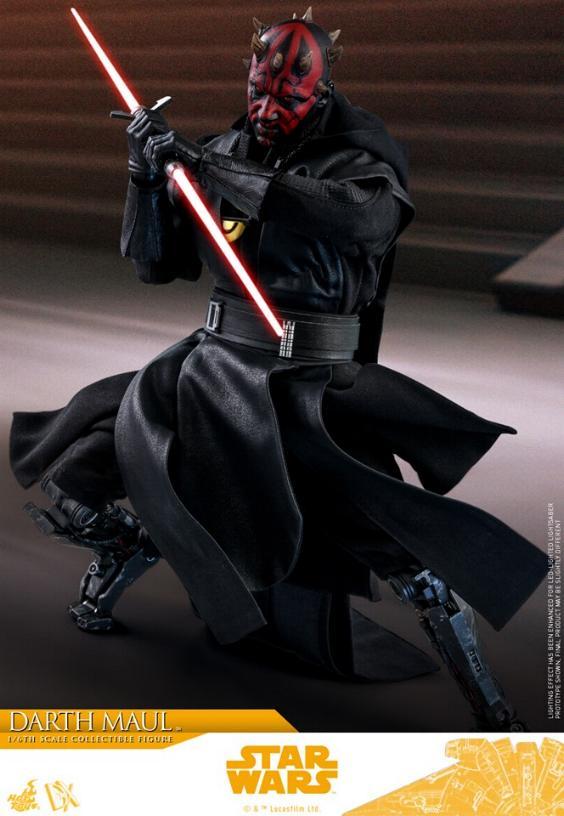 Darth Maul 1:6 Figure - Solo: A Star Wars Story - Hot Toys Darth_74