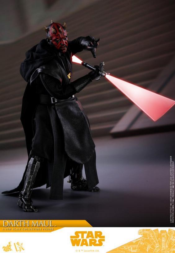Darth Maul 1:6 Figure - Solo: A Star Wars Story - Hot Toys Darth_77