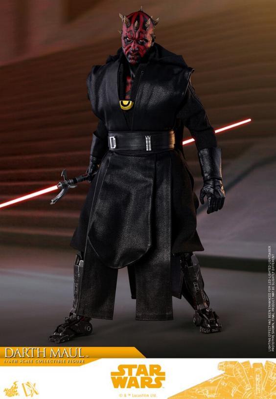 Darth Maul 1:6 Figure - Solo: A Star Wars Story - Hot Toys Darth_78