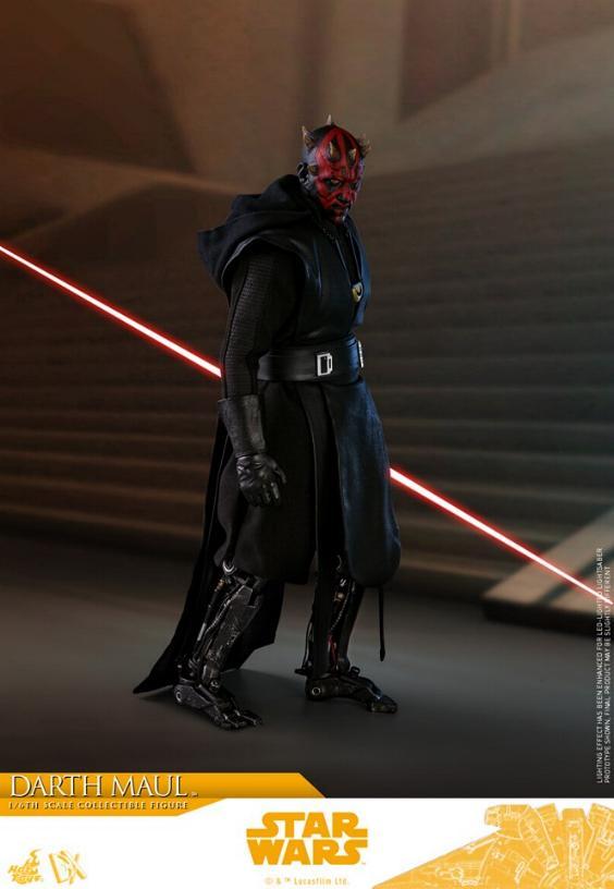 Darth Maul 1:6 Figure - Solo: A Star Wars Story - Hot Toys Darth_79