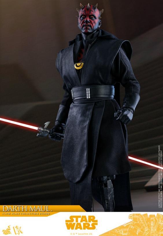 Darth Maul 1:6 Figure - Solo: A Star Wars Story - Hot Toys Darth_80