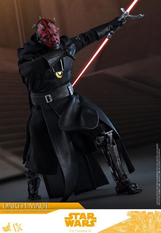 Darth Maul 1:6 Figure - Solo: A Star Wars Story - Hot Toys Darth_82