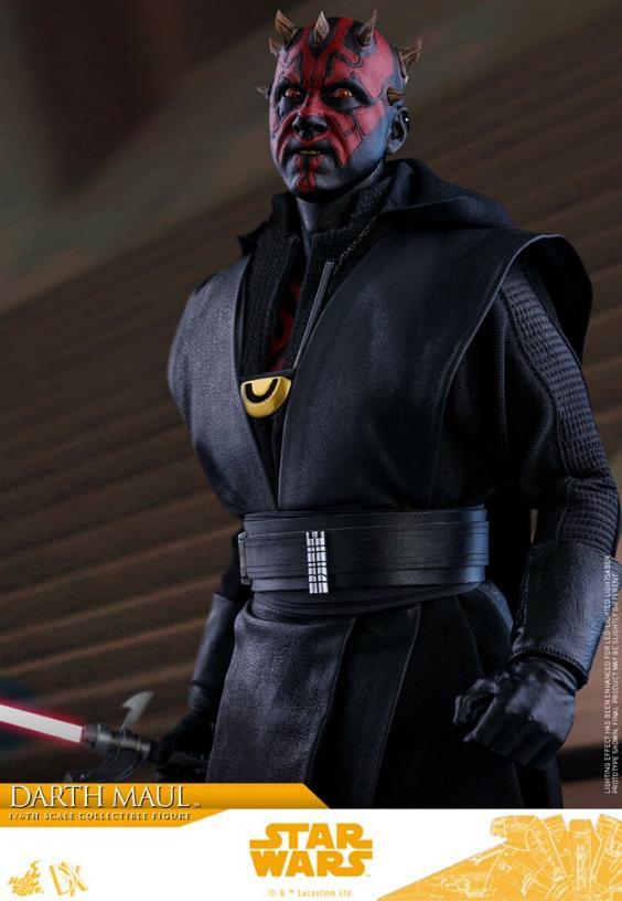 Darth Maul 1:6 Figure - Solo: A Star Wars Story - Hot Toys Darth_83