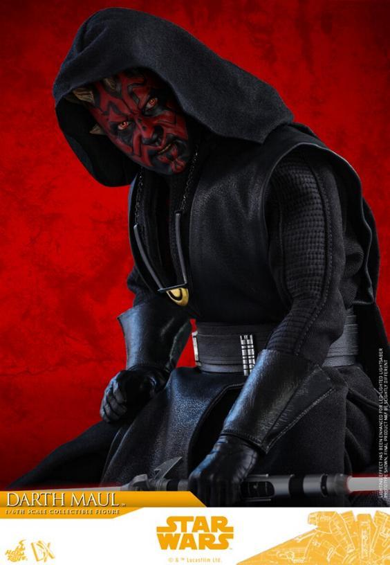 Darth Maul 1:6 Figure - Solo: A Star Wars Story - Hot Toys Darth_84