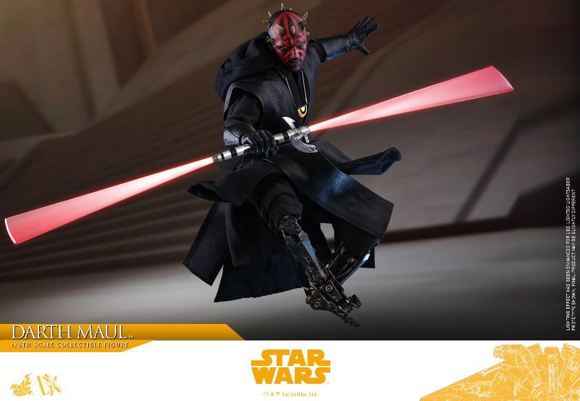 Darth Maul 1:6 Figure - Solo: A Star Wars Story - Hot Toys Darth_85