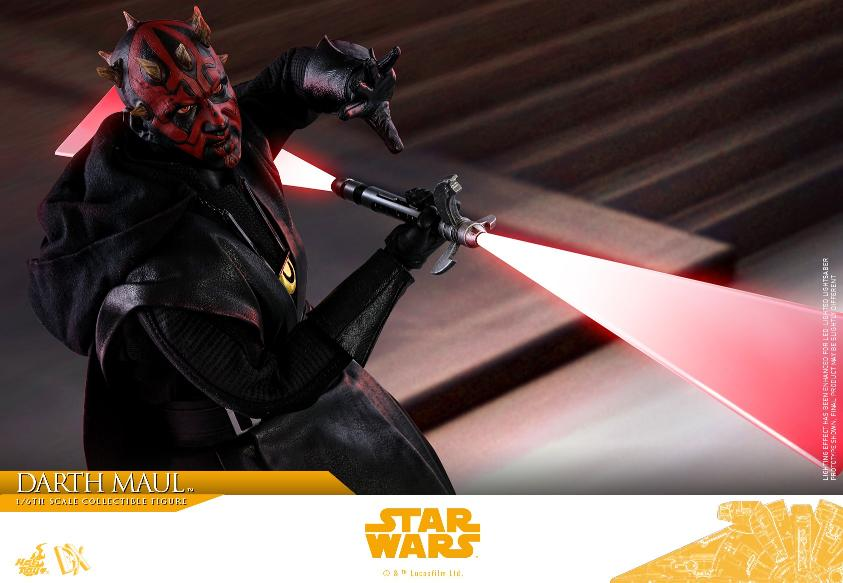 Darth Maul 1:6 Figure - Solo: A Star Wars Story - Hot Toys Darth_86