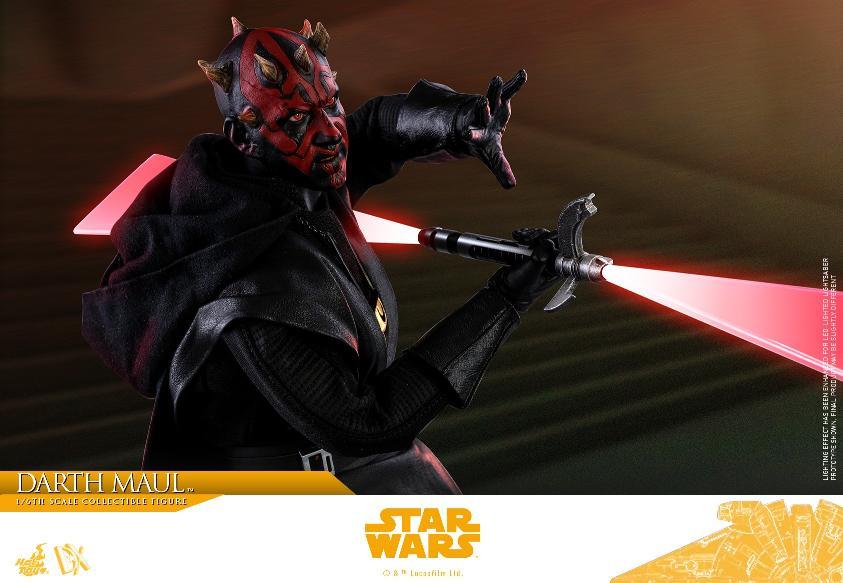 Darth Maul 1:6 Figure - Solo: A Star Wars Story - Hot Toys Darth_87