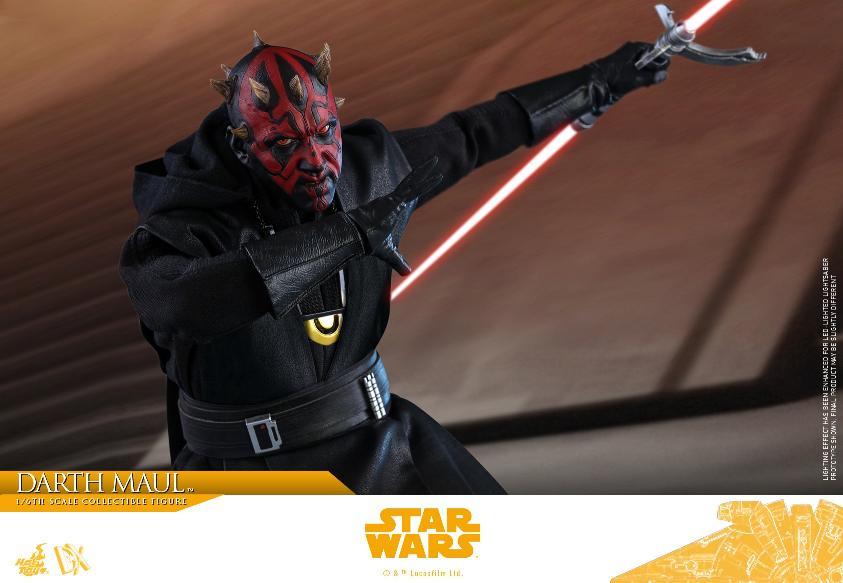 Darth Maul 1:6 Figure - Solo: A Star Wars Story - Hot Toys Darth_88