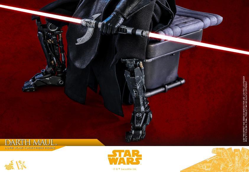 Darth Maul 1:6 Figure - Solo: A Star Wars Story - Hot Toys Darth_90