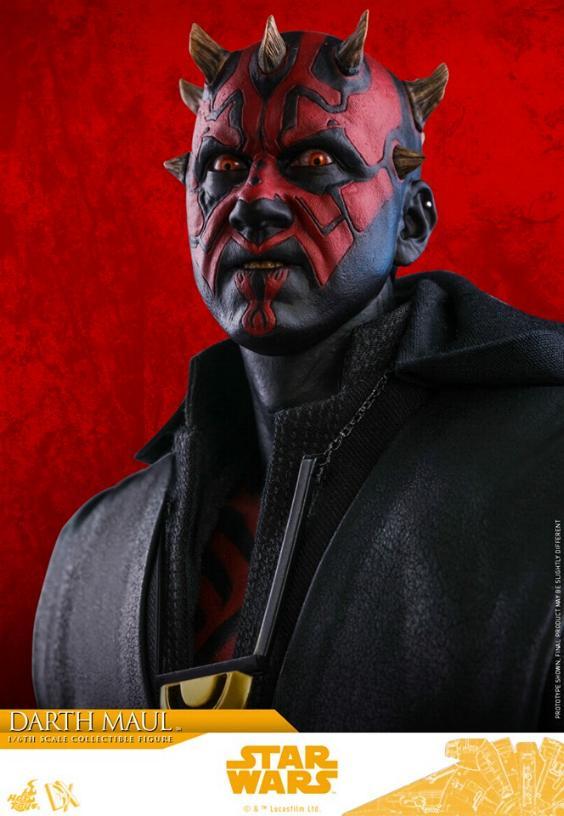 Darth Maul 1:6 Figure - Solo: A Star Wars Story - Hot Toys Darth_91