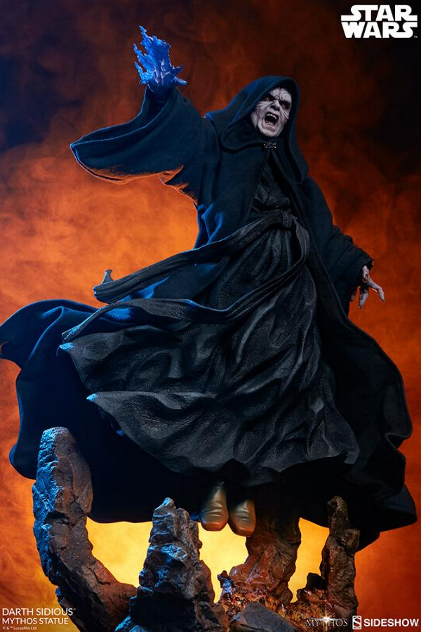 Darth Sidious Mythos Statue - Sideshow Collectibles Darth_99