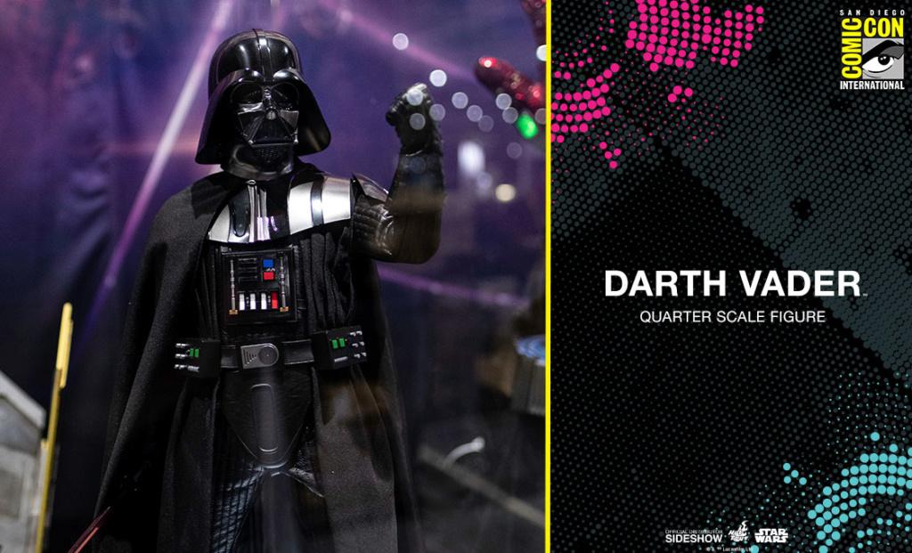 Hot Toys Darth Vader (Special Edition) Quarter Scale Figure Darthv10