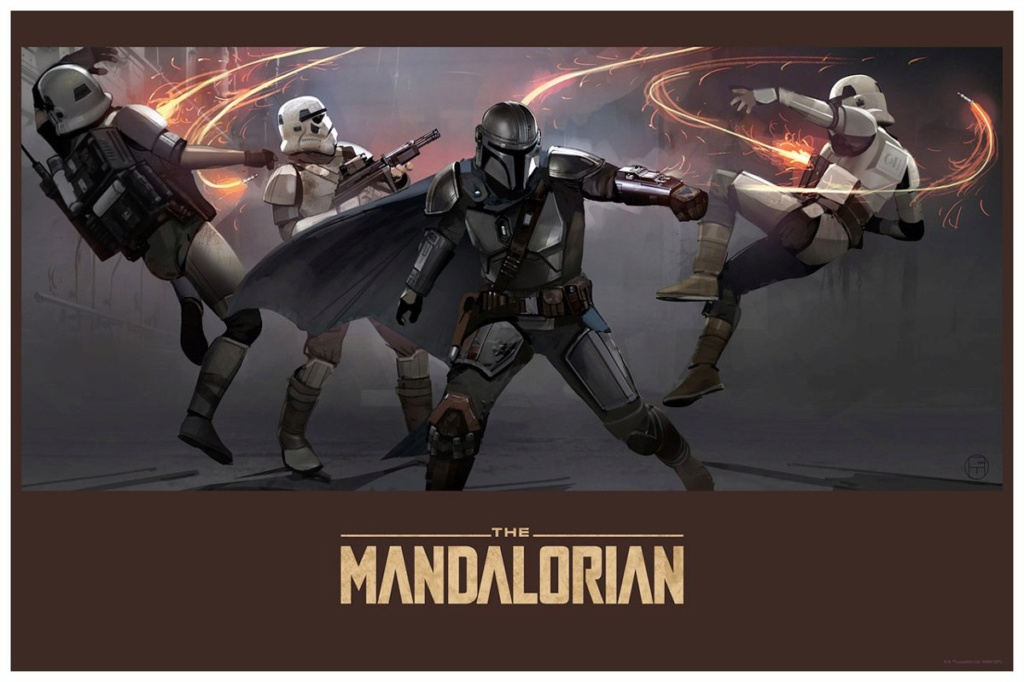 Deal With This - Star Wars The Mandalorian - ACME Dark Ink Deal_w10