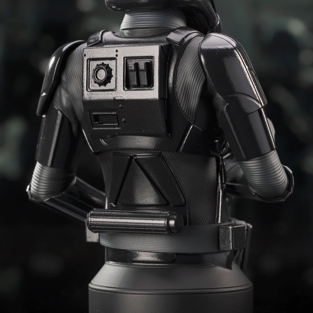 Death Trooper Mini Bust - Mandalorian Gentle Giant Death_41
