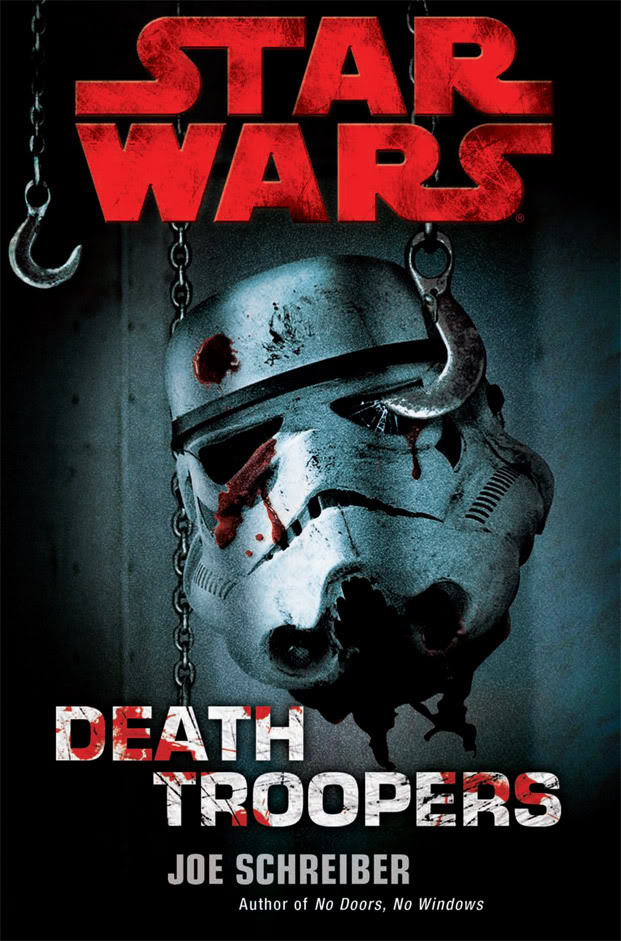 DEATH TROOPERS: Le premier roman d'horreur de Star Wars Deatht10