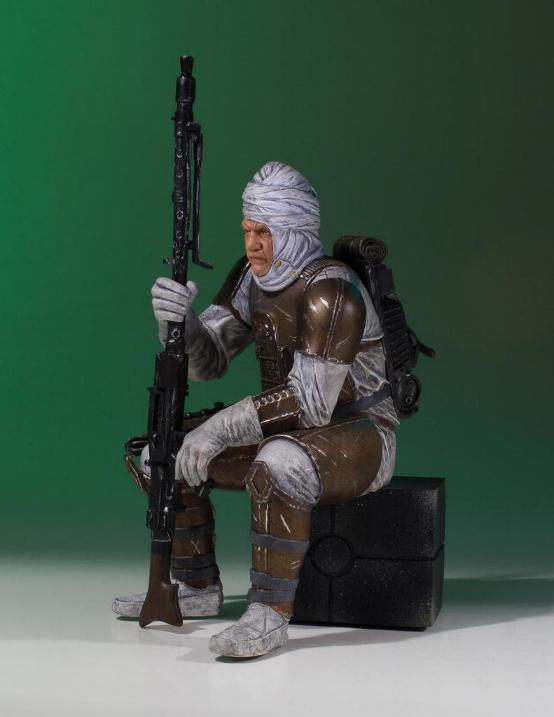Gentle Giant - Dengar Collector's Gallery statue Dengar12