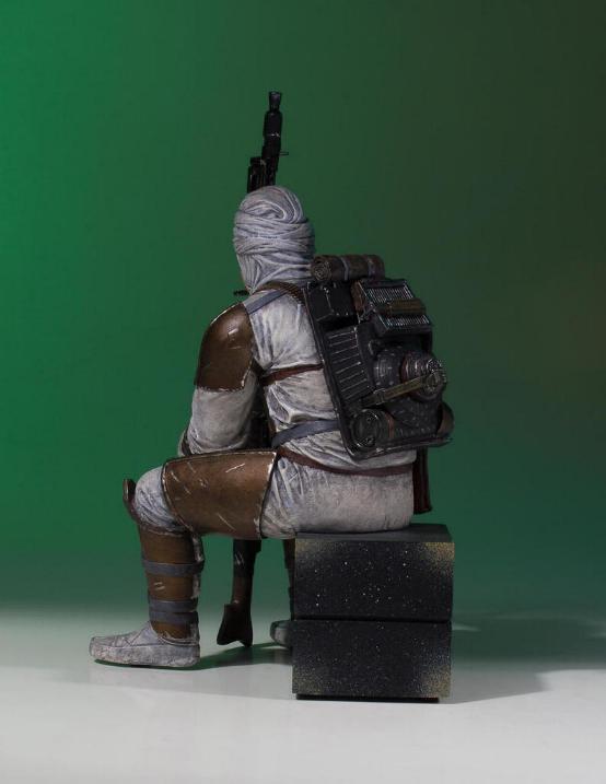 Gentle Giant - Dengar Collector's Gallery statue Dengar14