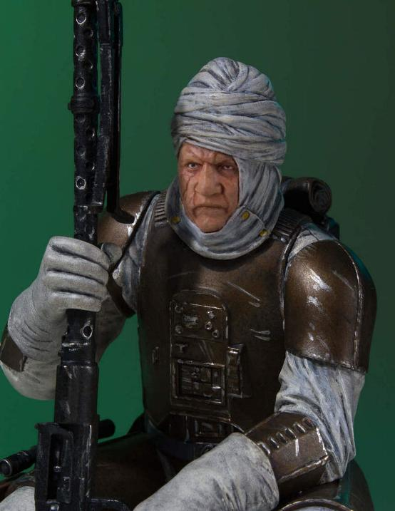 Gentle Giant - Dengar Collector's Gallery statue Dengar18