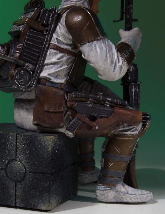 Gentle Giant - Dengar Collector's Gallery statue Dengar19