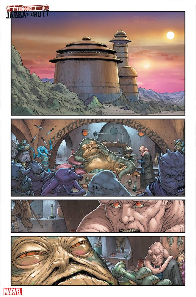 Star Wars : War of the Bounty Hunters - Les ONE SHOT Deva_l13