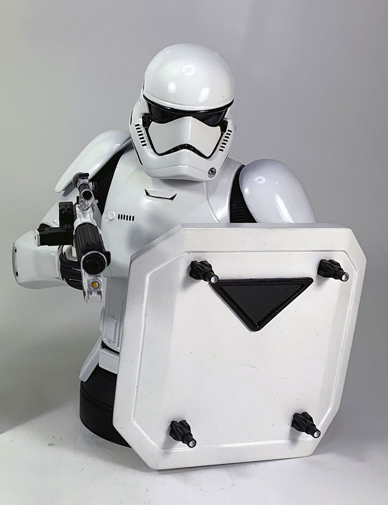 First Order Stormtrooper Deluxe Mini-Bust - Celebration 2020 Diamon11
