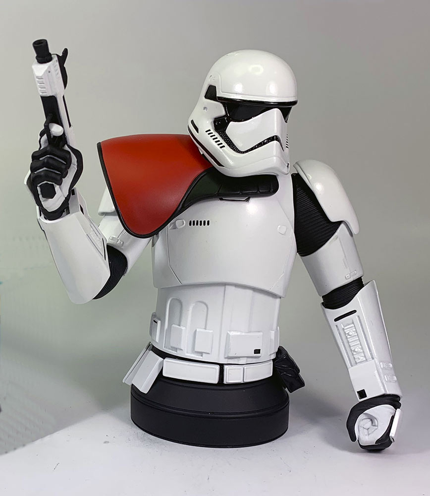 First Order Stormtrooper Deluxe Mini-Bust - Celebration 2020 Diamon12