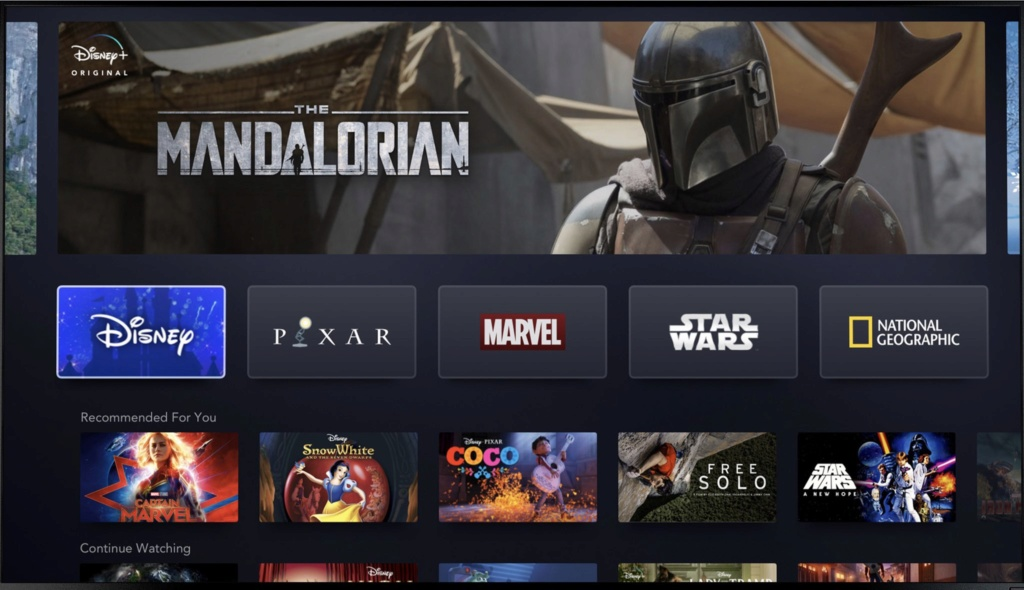 Les NEWS de la série Star Wars The Mandalorian Disney11