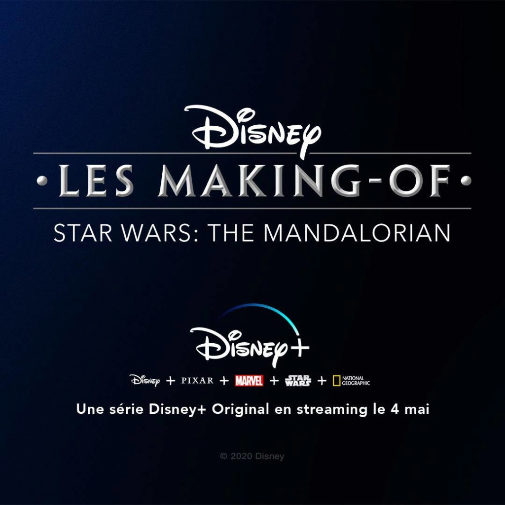 Disney - Les Making Of - Star Wars The Mandalorian Disney13